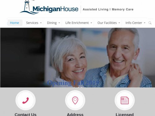 Michigan House Senior Living