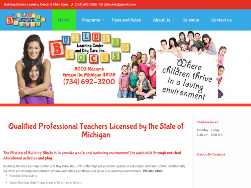 Building Blocks Childcare