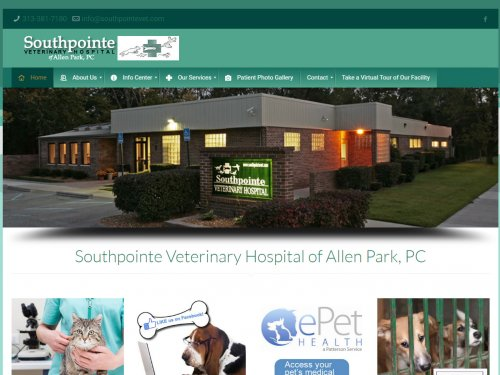 Southepointe Vet