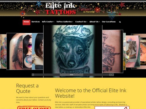 Elite Ink Tattoo