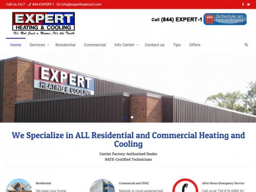 Expert Heating & Cooling