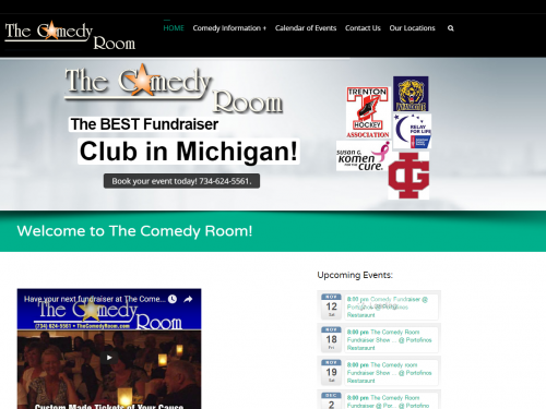 The Comedy Room