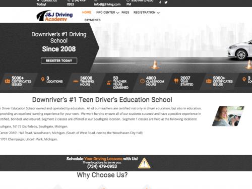 drivers edge driving school trenton mi